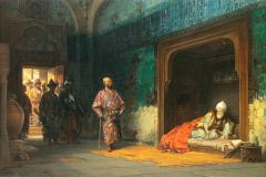 Stanisław Chlebowski - Sultan, ujetnik v Timurju
