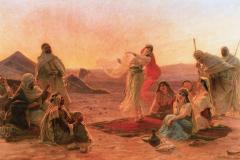 Otto Pilny - Ples ob sončnem zahodu