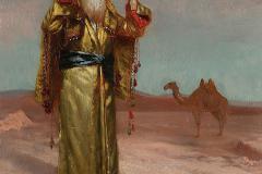 Rudolf Ernst - Molitev v puščavi