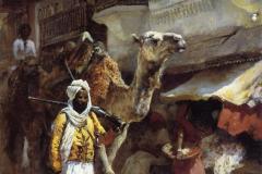 Lord Edwin Weeks - Vodnik kamele